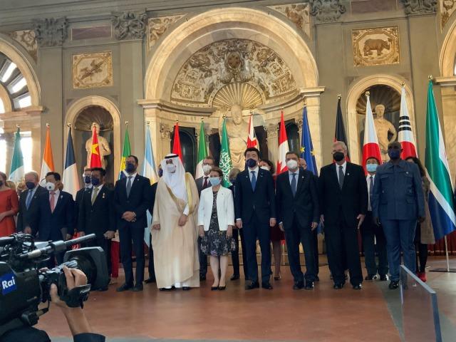 持続可能な食料システムへ DXの重要性強調 G20農相会合イタリアで