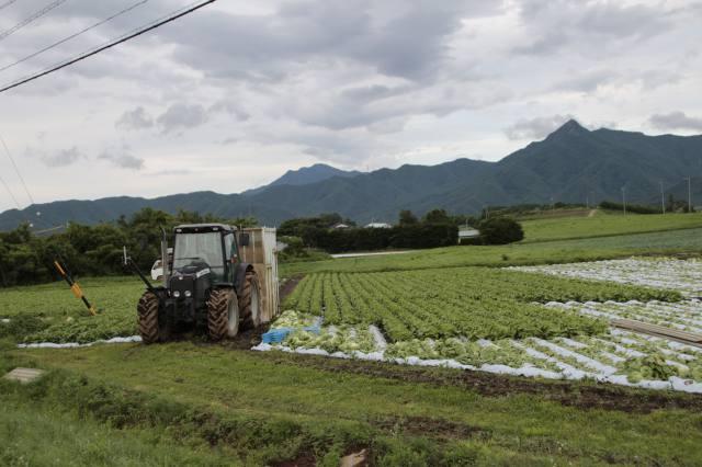 農機具は1.6%上昇 令和2年農業物価指数