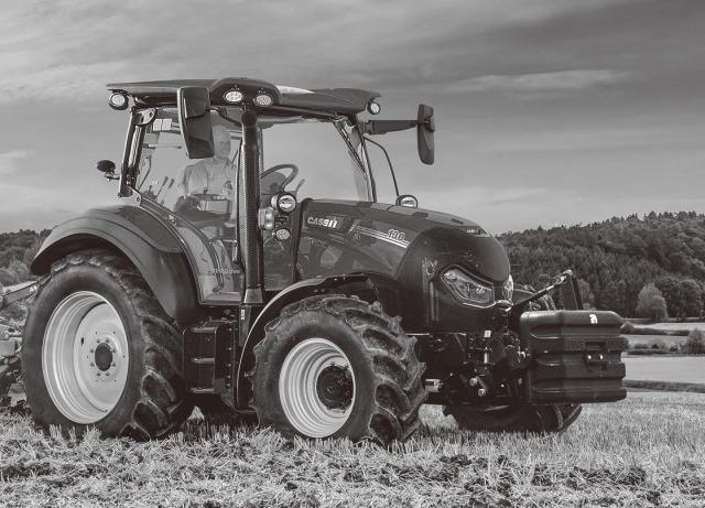 インタートラクターサービスが小型で汎用性も抜群のCASE新型トラクタ発売
