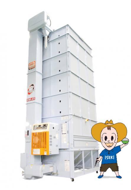 3年度全国発明表彰 「穀粒乾燥機のヒートリサイクル制御」に ~井関農機~