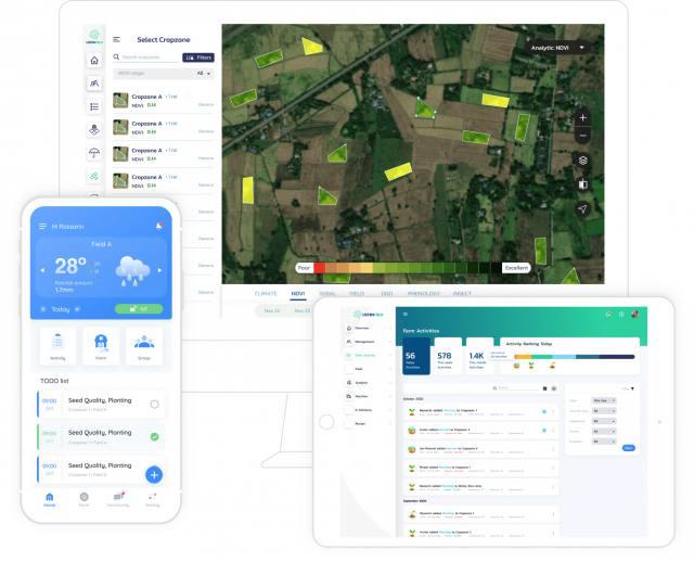 クボタがアセアン農家向け、営農支援サービス会社に出資