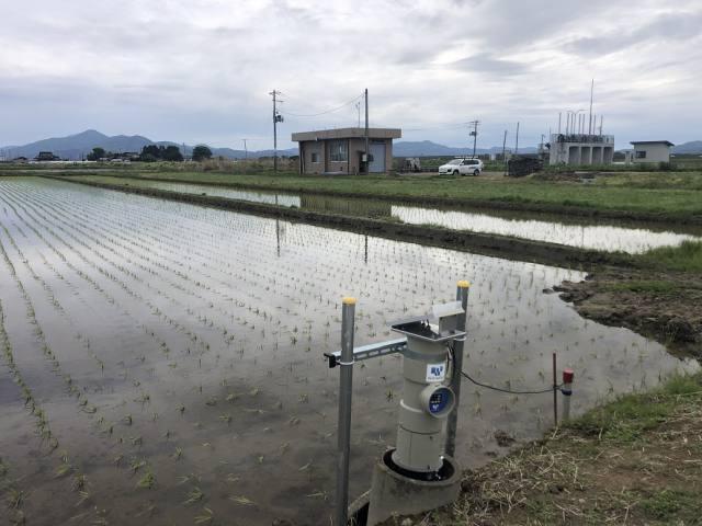 スマート農業用水管理システム 山形県で通水試験 国営ICTモデル事業で ~クボタ~