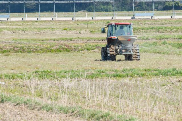 施肥用作業機45億円 ブロキャスは15億3965万円 ~日農工作業機出荷~