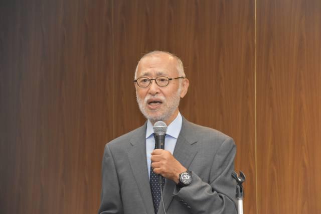 リスコミの必要性 唐木英明・東大名誉教授が講演 「風評の発生と対策」