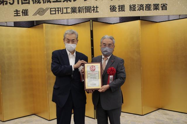 東光鉄工のレスキュードローンが機械工業デザイン賞審査委員会特別賞受賞
